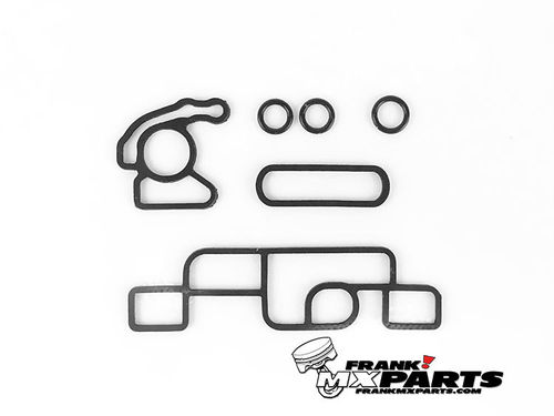 Mid body gasket kit #5 / Keihin FCR flatslide racing carburetor