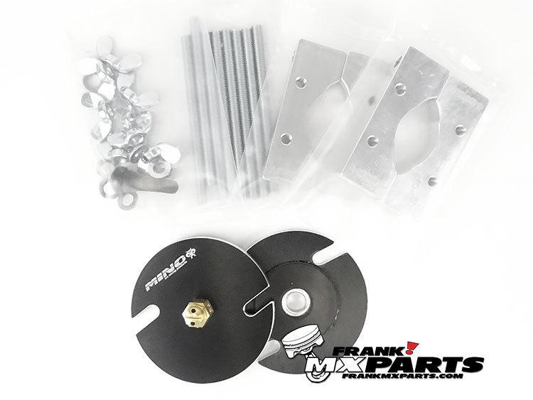 4-Stroke exhaust pipe repair kit - Frank! MXParts