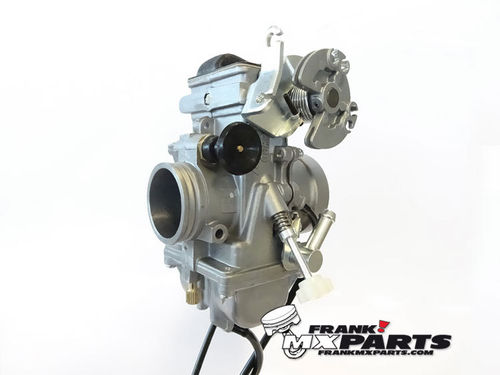 Mikuni TM36 flatslide racing carburetor