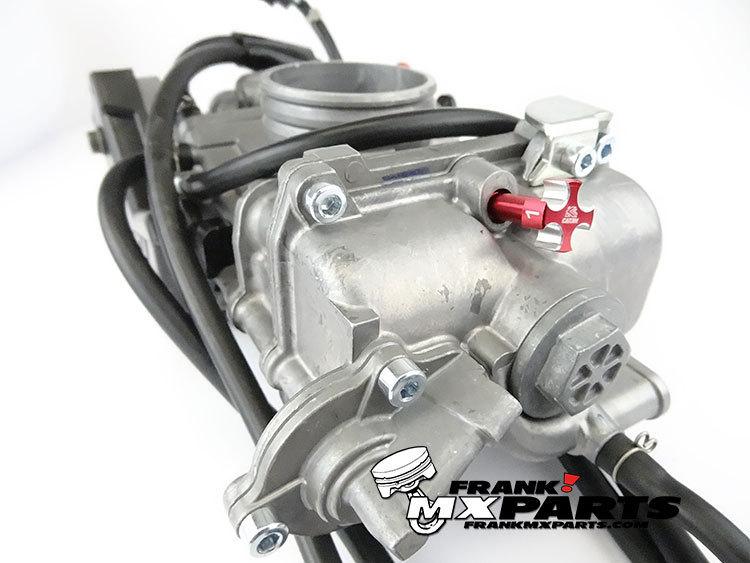 Keihin FCR MX 41 carburetor / 2008 Honda CRF450R - Frank
