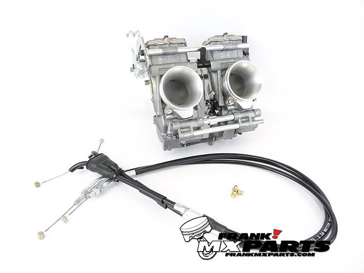 mikuni tdmr 40 flatslide racing carburetors    yamaha trx