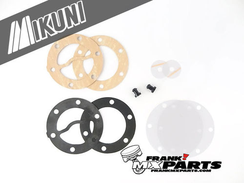 Rebuild kit MEG-019 / Mikuni DF44-18 vacuum (pulse) fuel pump