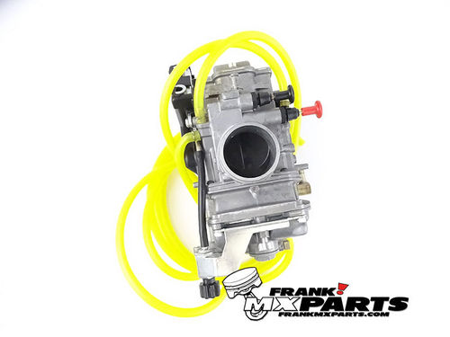 Keihin FCR MX 41 carburetor with choke, hotstart & TPS / KTM UPGRADE KIT