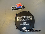 Boyesen Factory racing ignition cover black / 1984-2001 Honda CR 500 CR500R