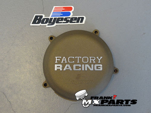 Boyesen Factory racing ignition cover / 1988-2004 Kawasaki KX 500 KX500