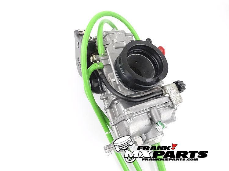 Keihin FCR MX 39 flatslide carburetor / Suzuki DR-Z400 DRZ