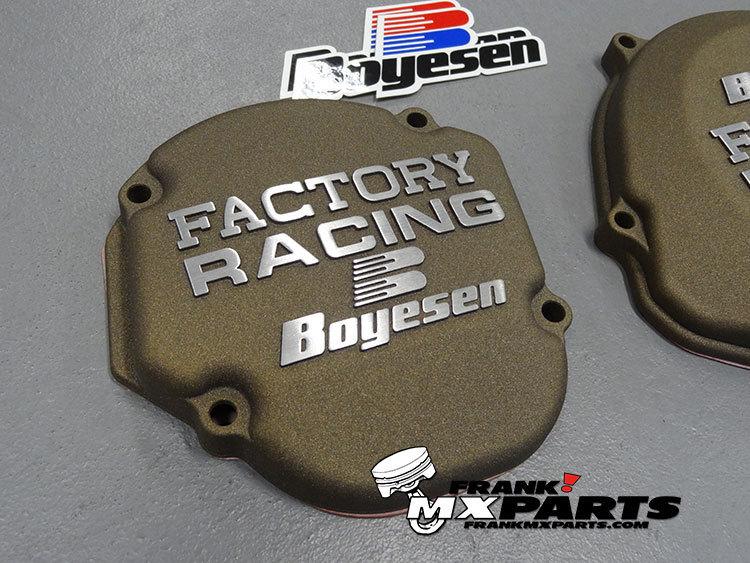 Boyesen Ignition Cover Magnesium for Honda CR250R 2002-2007