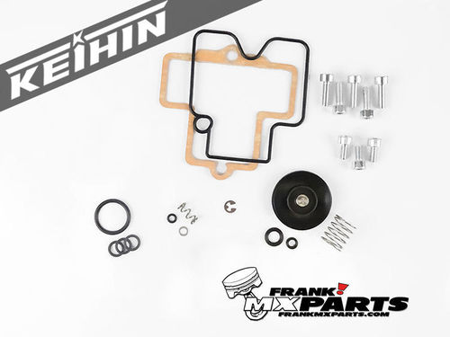 Downdraft Keihin FCR 35-41 flatslide carburetor rebuild kit #3