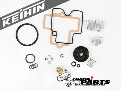 Downdraft Keihin FCR 35-41 flatslide carburetor rebuild kit #5