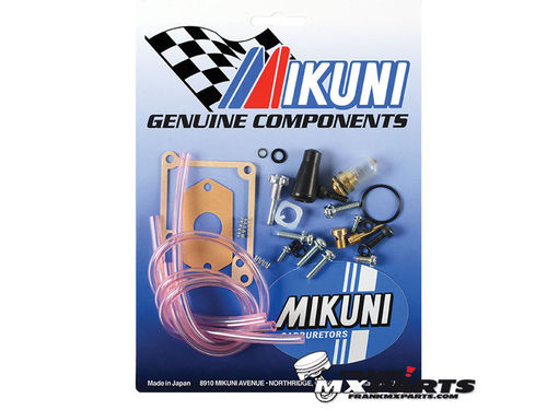 Mikuni TM24 carburetor rebuild kit / 2011-2020 Husqvarna TC 65