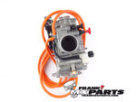 Keihin FCR MX 41 carburetor with choke & hotstart / KTM UPGRADE KIT
