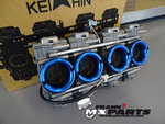 Keihin FCR 41 vlakschuif racing carburateurs / Honda CBR 900 CBR900RR