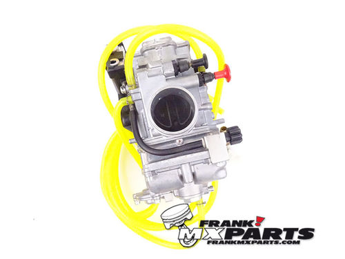 Keihin FCR MX 41 carburetor with choke, hotstart & TPS / KTM HUSQVARNA UPGRADE KIT