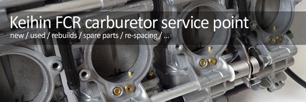 Frank! MXParts - MX parts and Keihin FCR racing carburetor